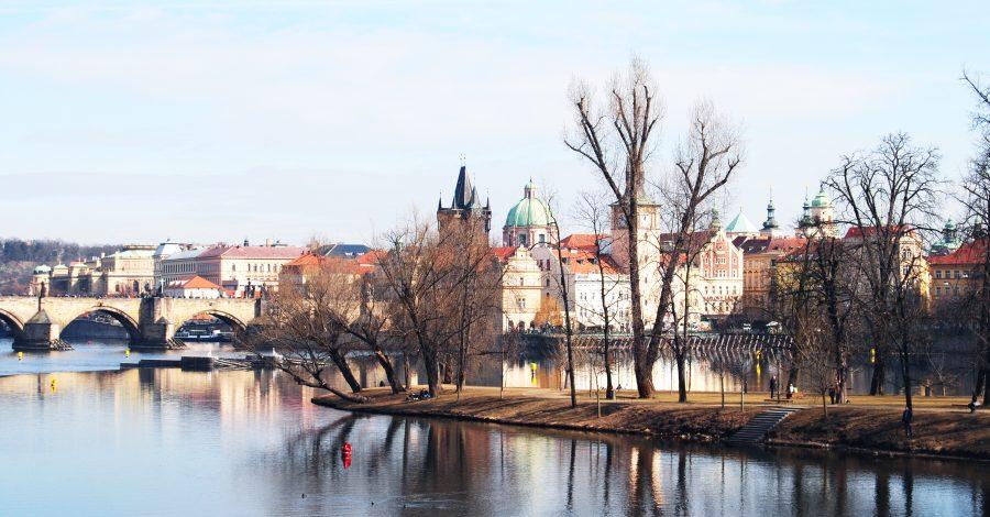 Vue Prague